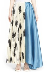 Women's Toga Asymmetrical Maxi Skirt