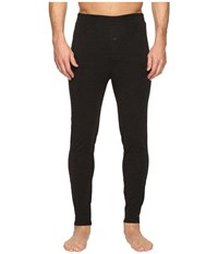 Burton Midweight Wool Pants Black Heather Men's Casual Pants