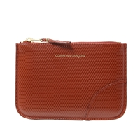 Comme Des Garcons Sa8100lg Luxury Wallet Brown