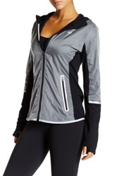 New Balance Performance Merino Jacket Metallic