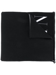 Valentino Vltn Star Two Toned Scarf 60