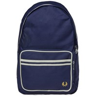 Fred Perry Twin Tipped Backpack Blue