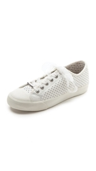 Dkny Barbara Perforated Sneakers White