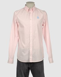 U.S. Polo Assn. U.S.Polo Assn. Shirts Long Sleeve Shirts Men