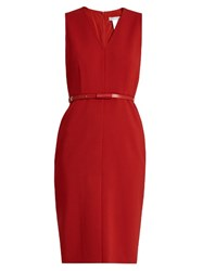 Max Mara Brado Dress Red