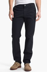 Ag Jeans Men's Ag Slim Straight Leg Chinos New Navy