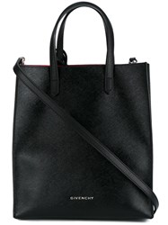 Givenchy 'Stargate' Canvas Tote Black