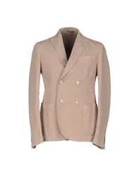 Tru Trussardi Suits And Jackets Blazers Men Beige