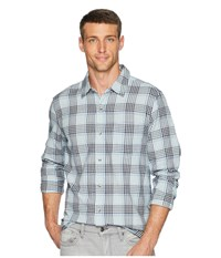 Toadandco Airscape Long Sleeve Shirt True Blue Clothing
