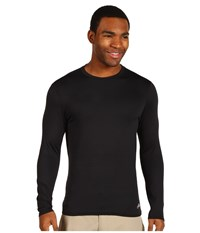 Hot Chillys Micro Elite Chamois 8K Crew Neck Black Men's Underwear