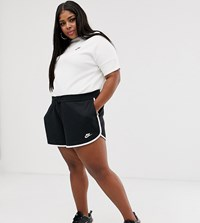 Nike Plus Black Runner Shorts