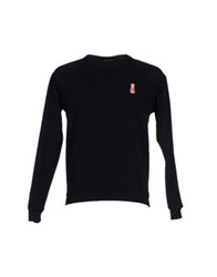 Peter Jensen Sweatshirts Black