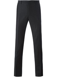 Lanvin Tailored Slim Fit Trousers Grey