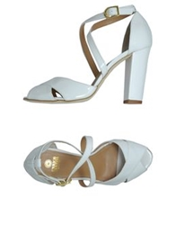 Enrico Fantini High Heeled Sandals Beige