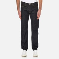 Paul Smith Ps By Men's Tapered Fit Jeans Indigo Blue