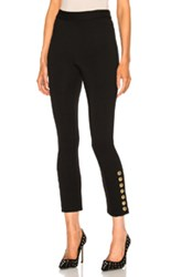 Balmain Pierre Fitted Pant In Black