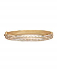 Jamie Wolf Scalloped Pave Diamond Hinge Bracelet
