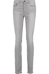 Proenza Schouler High Rise Skinny Jeans Gray