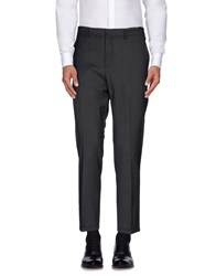 The Editor Trousers Casual Trousers Men Lead