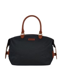 Barbour Mini Floral Bloom Holdall Female Navy