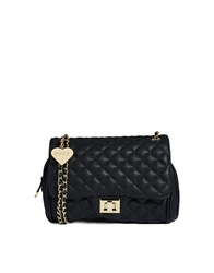 Marc B. Knightsbridge Quilted Bag Black