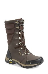 Women's Ahnu 'Northridge Wp ' Insulated Waterproof Boot Mulch