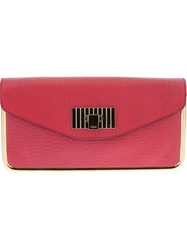 Chloe Chloe 'Sally' Clutch Red