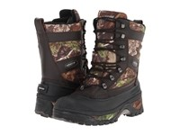 Baffin Crossfire Realtree Cold Weather Boots Brown
