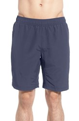 The North Face Men's 'Pull On Guide' Swim Trunks Cosmic Blue