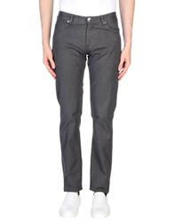 Versace Jeans Casual Pants Steel Grey