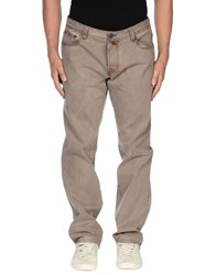 At.P. Co At.P.Co Denim Denim Trousers Men Khaki