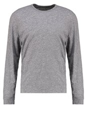 J.Crew Long Sleeved Top Marled Graphite Anthracite