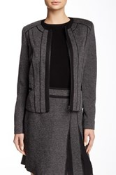 Dex Full Front Zip Blazer Multi