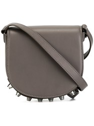 Alexander Wang Lia Sling Crossbody Bag Nude Neutrals