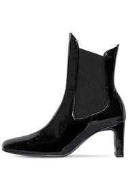 Dorateymur 60Mm Patent Leather Chelsea Boots Black