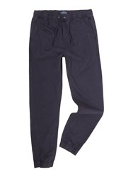 Criminal Men's Kent Jog Trouser Navy