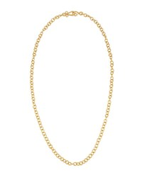Stephanie Kantis 24K Yellow Gold Plated Tudor Chain Necklace 36 L