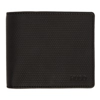 Hugo Black Bifold Wallet And Cardholder Set