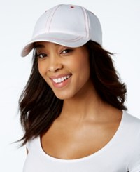 Inc International Concepts Baseball Cap Only At Macy's White