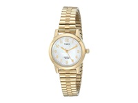 Timex Classic Gold Tone Expansion Band Watch Gold Watches