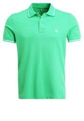 United Colors Of Benetton Polo Shirt Green