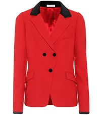 Altuzarra Wool Blazer Red