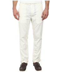 Wesc Gendrin Pants Winter White Men's Casual Pants
