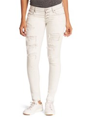 Hudson Ciara Distressed Jeans Consequential