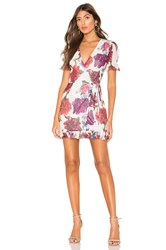 Privacy Please Larissa Mini Dress White