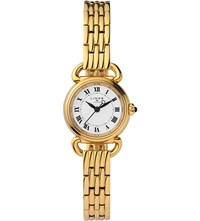 Links Of London 6010.2173 Driver Mini Gold Plated Stainless Steel Watch