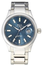 Men's Ball 'Engineer Ii Marvelight' Bracelet Watch 40Mm