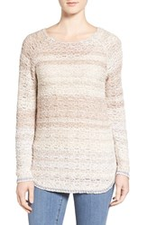 Nic Zoe Women's Sprayed Ombre Top