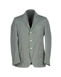 Betwoin Suits And Jackets Blazers Men Military Green