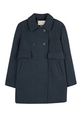 Paul And Joe Sister Estrello Coat Black
